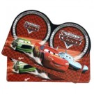 Cars Invitation Cards - Pack of 8