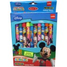 Cello Mickey Mouse Color Pens (Pack of 12)
