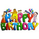 Chhota Bheem Happy Birthday Banner