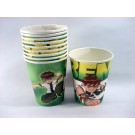 Ben 10 Cups - ( Pack Of 10)