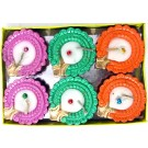Diya Candles (Pack of 6)