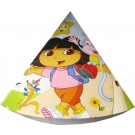 Dora Cone Hats (Pack of 10)