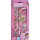 Dora Party Stationery Set (5 in 1)