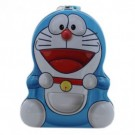 Doraemon Stickerized Coin Bank - Blue