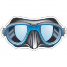 Underwater Party Paper Eye Mask - Pack of 10