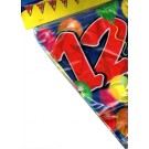 Birthday Flag Banner 12 Years Old