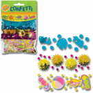 Fun In The Sun Confetti (Set Of 3)