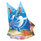 Underwater Party Hats - Pack of 10