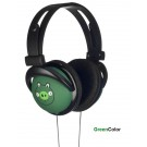 Angry Birds Headphone (Green)