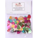 Heart Shaped Confetti - 10 gm
