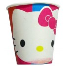 Hello Kitty Paper Cups (Pack of 10)