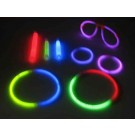 Green Color Premium Glow Bracelets (Pack Of 3)