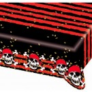 Jolly Roger Pirate Party Table Cover