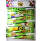 Jungle Theme Blow Horns (Pack of 10)