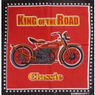 King Of Road Print Bandana