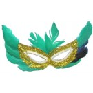 Feather Eye Mask