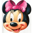 Minnie Mouse Paper Face Mask - Pack of 6
