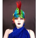 Multicolored Murga Wig