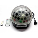 LED Rotating Musical Party Disco Light (with FREE Pen Drive)