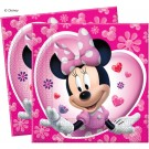 Minnie Mouse Napkins - Pack of 20