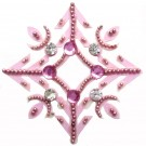 Crystal Navel Tattoo Jewel (Design - 19)