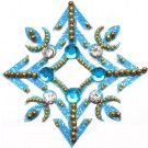 Crystal Navel Tattoo Jewel (Design - 20)