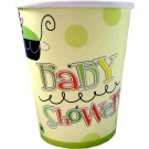 Stroller Fun Baby Shower Paper Cups (Pack Of 10)