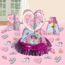 Princess Party Table Decorative Kit (3 Pieces Plus Confetti)