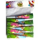 Princess Theme Blow Horns (Pack of 10)