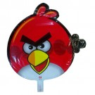 """Angry Birds Foil Balloon 18""""  (Red)"""