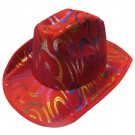 Stylish Red Party Hats