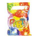 Balloon Party Loot Bags -Pack of 6