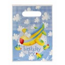 Birthday Boy Party Loot Bags -Pack of 6