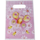 Birthday Girl Party Loot Bags-Pack of 6