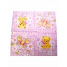 Birthday Girl Party Paper Napkins -Pack of 20