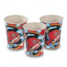 Little Pirate Party Paper Cups -Pack of 8