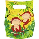 Safari Party Loot Bags -Pack of 6