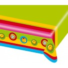 Smiley World Party Table Cover