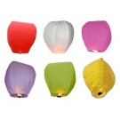 Sky Lanterns (Set Of 50)