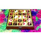 Dry Fruit Topped Chocolates ( Pack of 15)