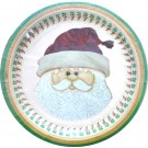 Santa Claus - Party Plates (Set of 8)