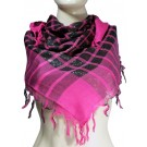 Shimmer Pink Colour Arafat Scarf