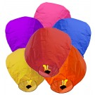 Wish / Sky Lanterns (Set Of 5)