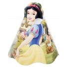 Snow White Paper Cone Hats (Pack Of 8)