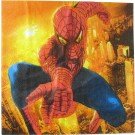 Spiderman Paper Party Napkins (Pack Of 20)