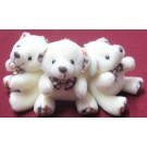 Teddy bear Key Chain (Pack Of 6)