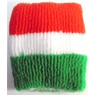 Tricolor Wristband (Pack Of 2)