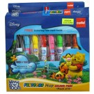 Disney Winnie the Pooh Color Pens (8 shades)