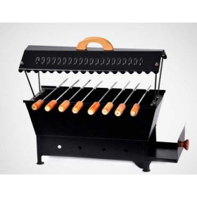 Portable Barbecue With 8 Stick