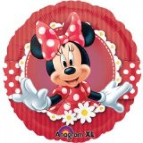 Mad About Minnie Foil Balloon - 18""